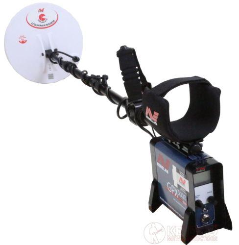 Sell Minelab GPZ 7000 Detector & GPX 5000